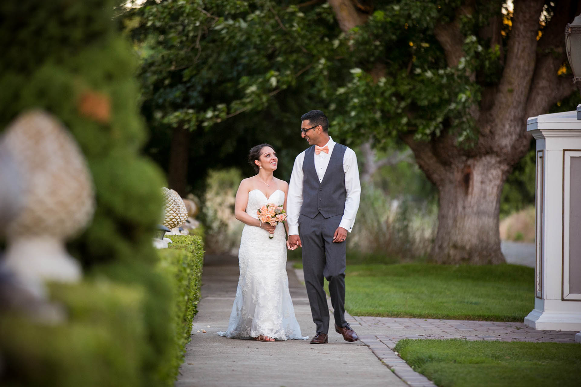 Wedgewood Weddings: Jefferson Street Mansion