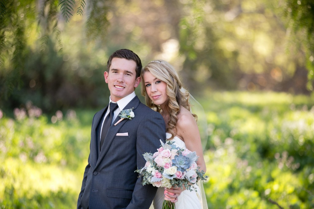 Wedgewood Weddings bride and groom gorgeous bouquet
