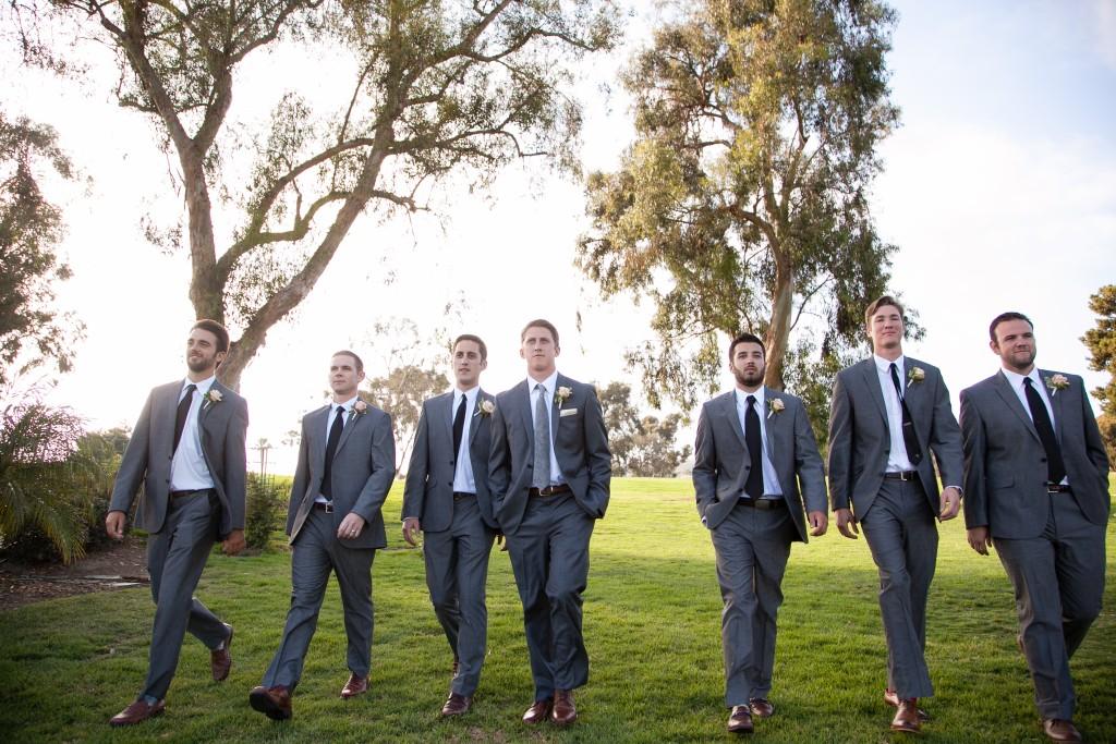groom with groomsmen at Wedgewood Weddings venue
