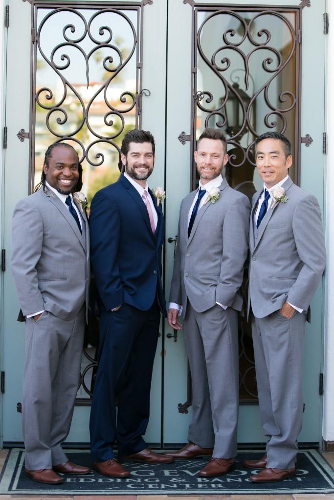 wedding countdown groomsmen attire