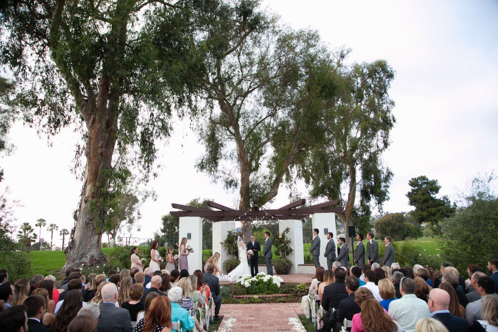 beautiful Wedgewood Weddings venue for ceremony