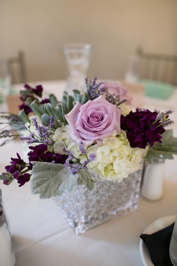 lavender color scheme