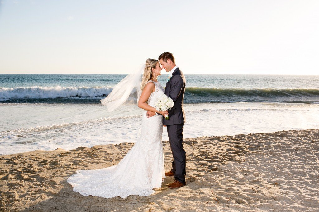 San Clemente gorgeous beach wedding venue