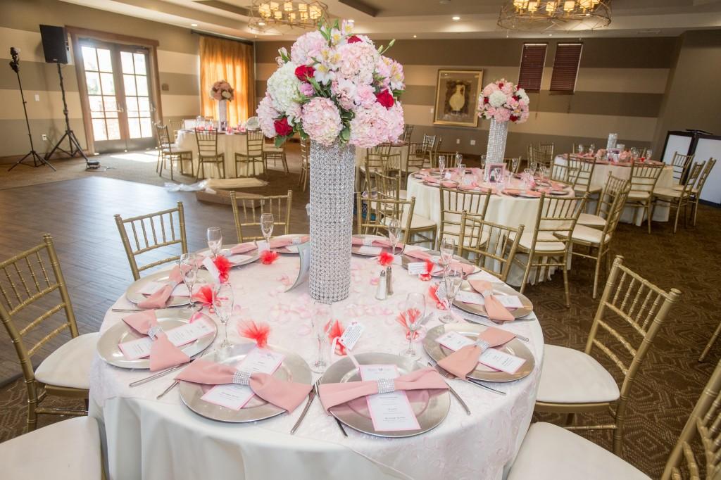 gorgeous wedding reception in vellano california