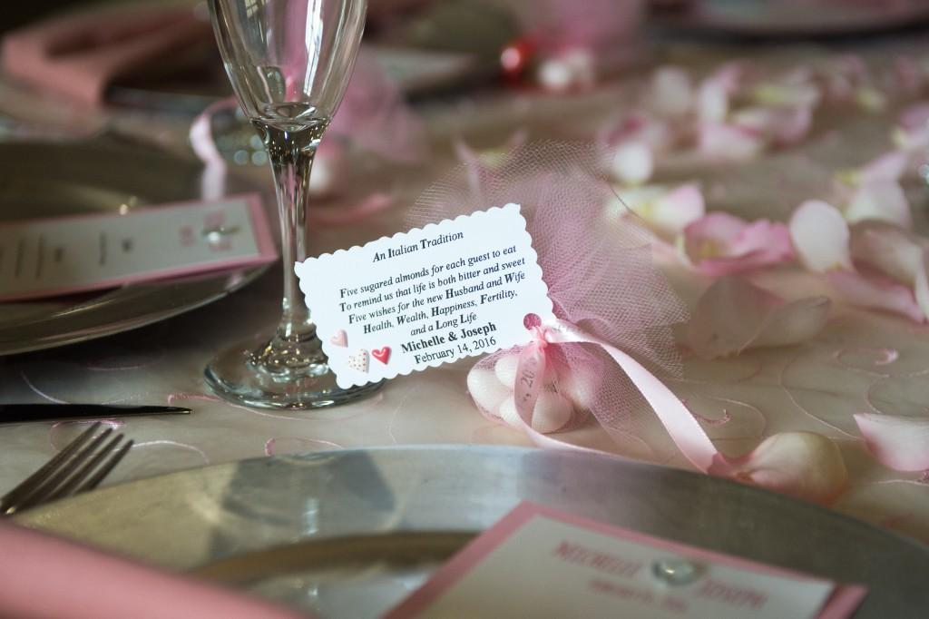 valentines themed wedding vellano california