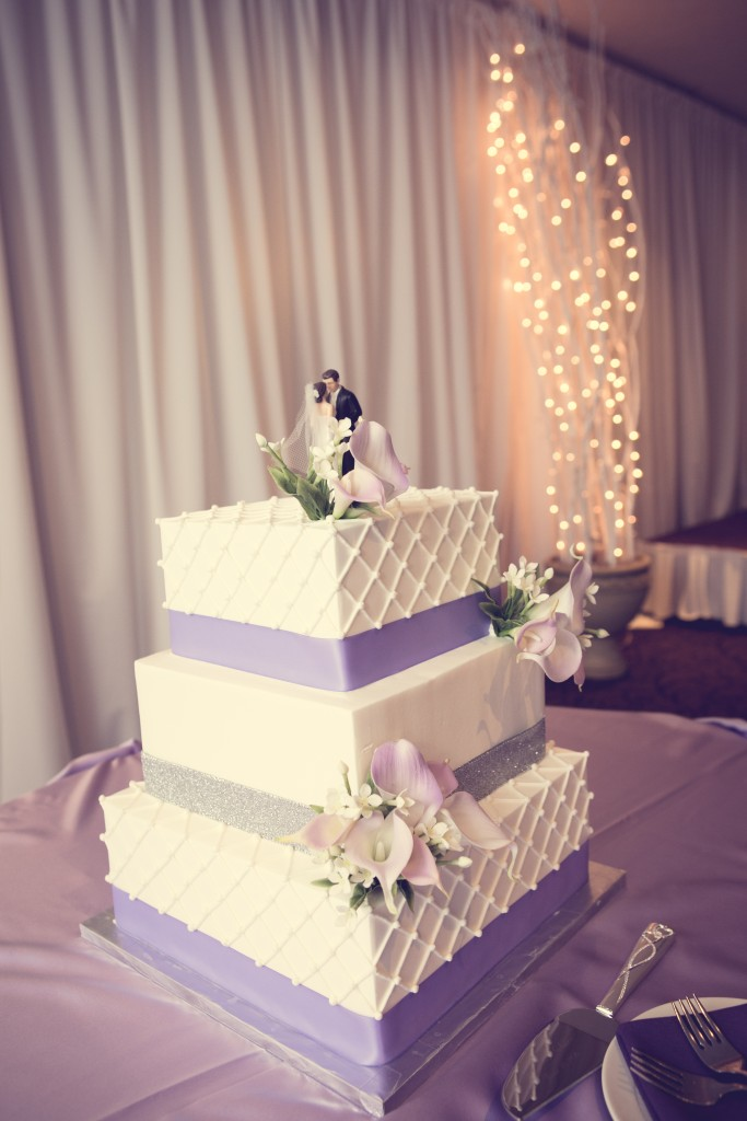 Wedgewood Weddings North Shore cake