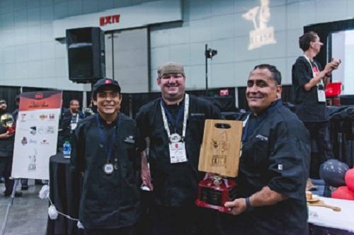 Culinary Clash Winners