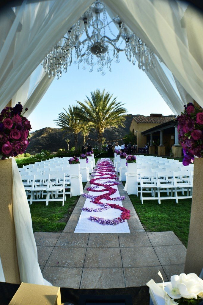beautiful wedding ceremony venue