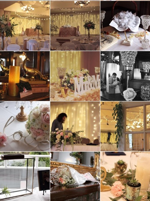 cocomont vintage styling wedding events instagram photos