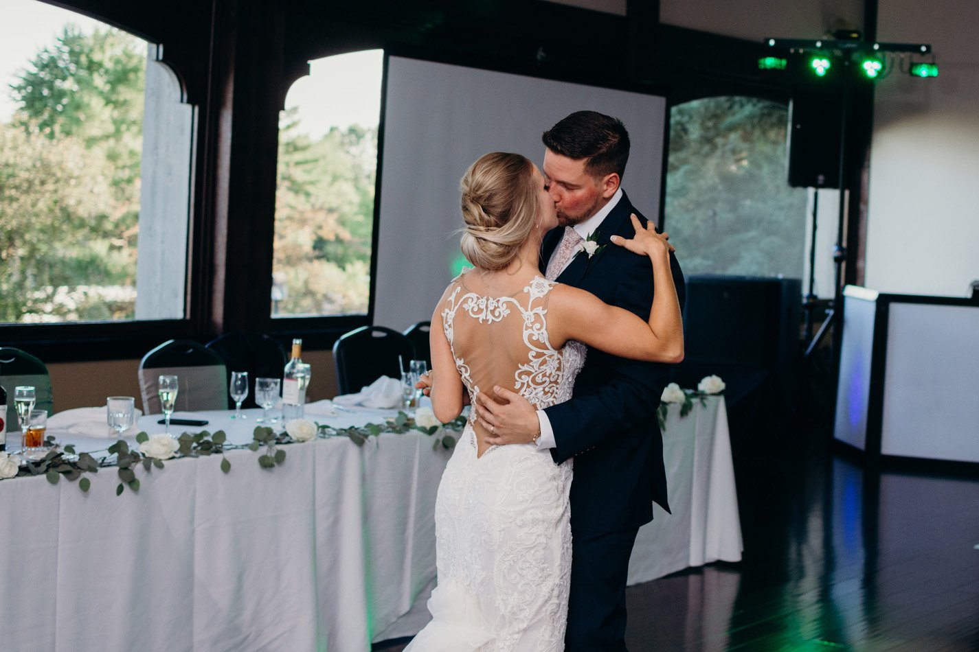 First Dance at North Shore by Wedgewood Weddings