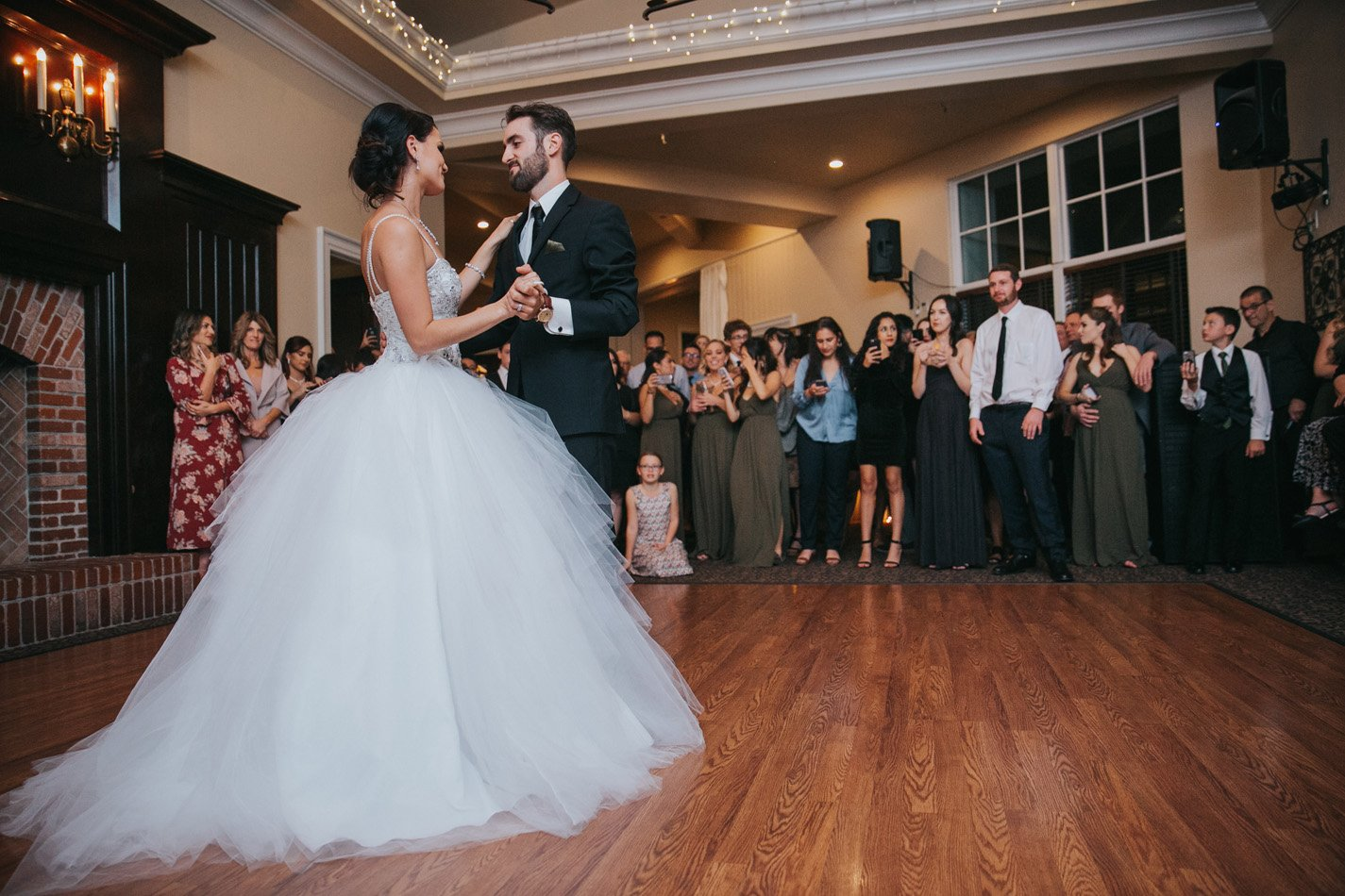 First Dance at Eagle Ridge by Wedgewood Weddings