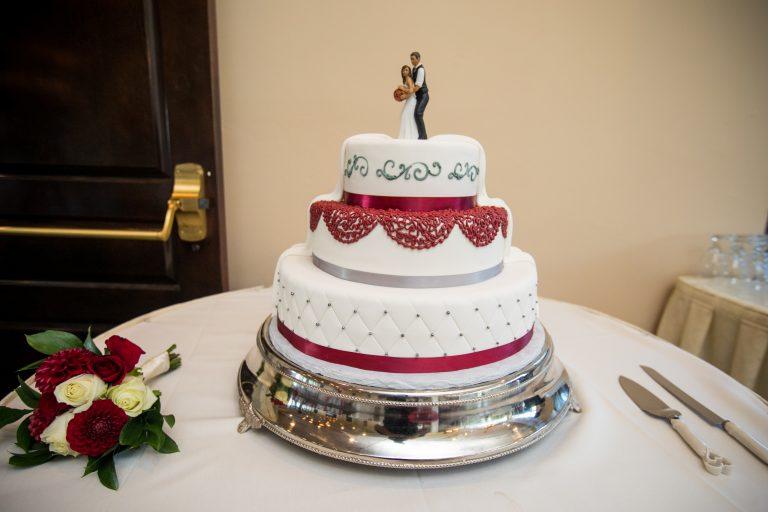 wedgewood weddings cake