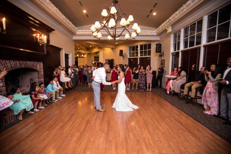 wedgewood weddings sports themed wedding first dance