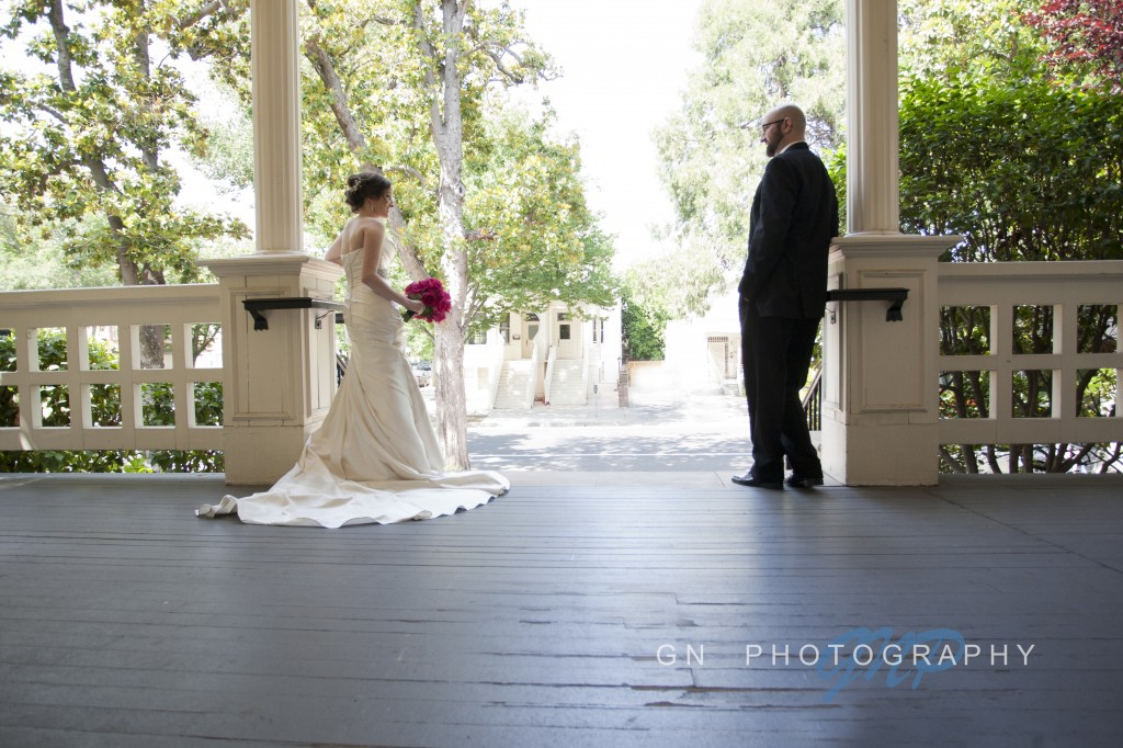 wedgewood weddings the sterling hotel bride and groom