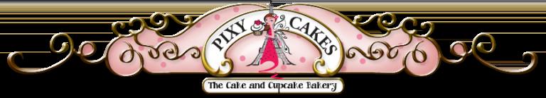 pixy cakes logo