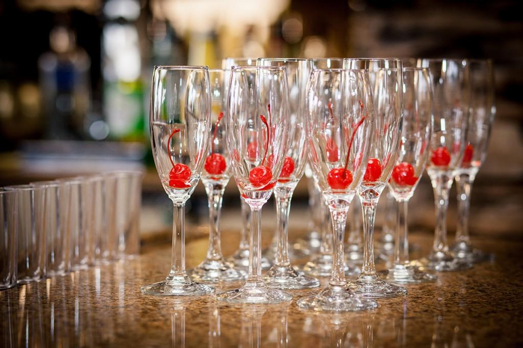 Wedgewood Weddings signature cocktails