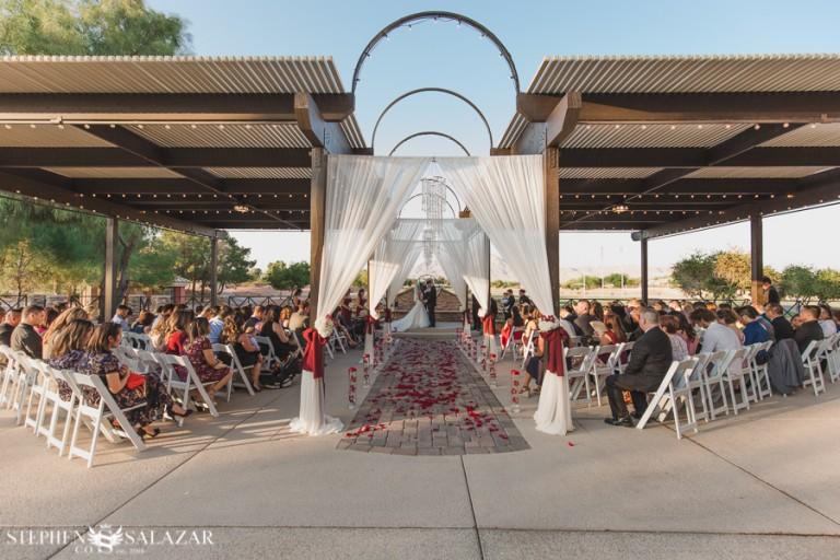 wedgewood weddings las vegas gorgeous wedding ceremony