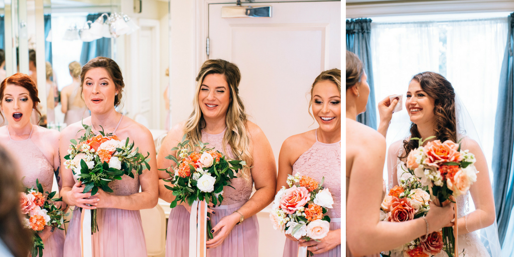 Vintage Sterling Hotel Wedding