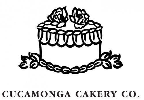 cucamonga cakery co. logo