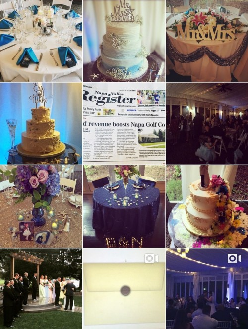 wedgewood wedding and banquet center instagram photos