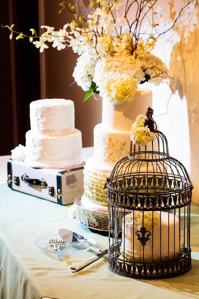 wedding cake ideas at Wedgewood Weddings