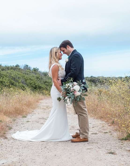 Romantic beach photos - Carmel - Carmel, California - Monterey County - Wedgewood Weddings