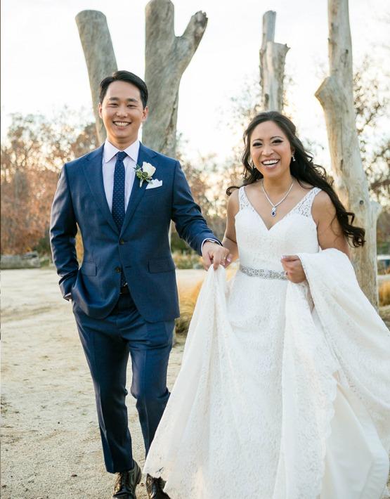 Happy Couple- Temecula, California - Riverside County - Wedgewood Weddings