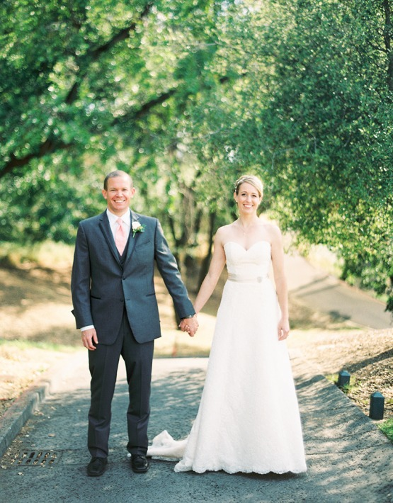 Bride and groom - StoneTree - Novato, California - Marin County - Wedgewood Weddings