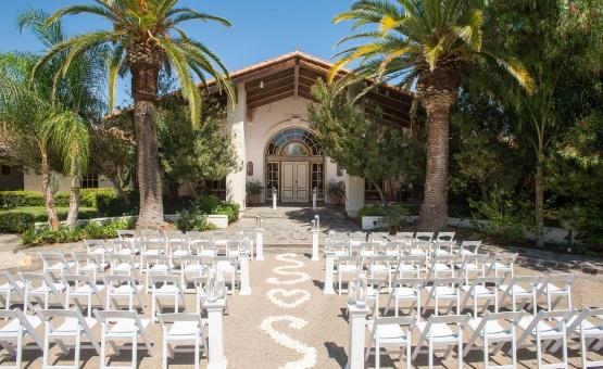 Multiple ceremony sites to choose from - Menifee Lakes - Menifee, California - Riverside County - Wedgewood Weddings