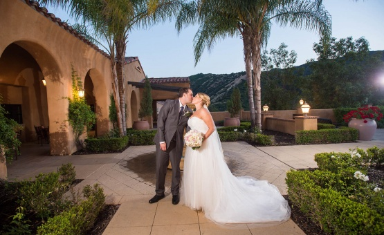 Tuscan-inspired estate - The Retreat - Corona, California - Riverside County - Wedgewood Weddings