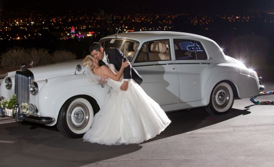 Incredible city light views - Indian Hills - Riverside, California - Riverside County - Wedgewood Weddings