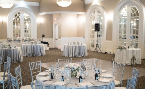 Elegant wedding receptions in a historic setting - Sterling Hotel - Sacramento, California - Sacramento County - Wedgewood Weddings