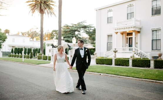 Mansion wedding venue - Jefferson Street Mansion - Benicia, California - Solano County - Wedgewood Weddings