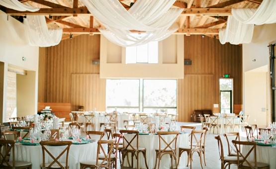 Banquet Hall - Temecula, California - Riverside County - Wedgewood Weddings