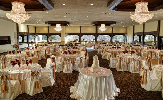 Banquet hall - North Shore - Wadsworth, Illinois - Lake County - Wedgewood Weddings