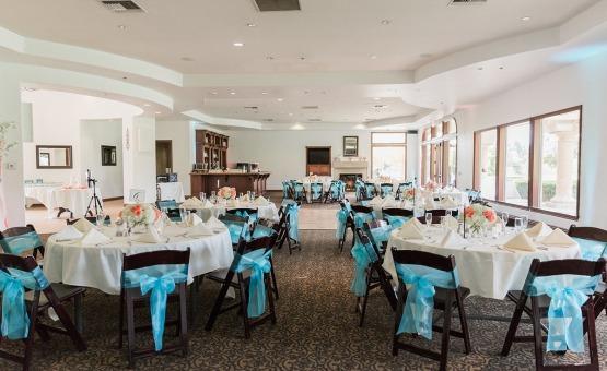 Banquet Hall - Sterling Hills - Camarillo, California - Ventura County - Wedgewood Weddings