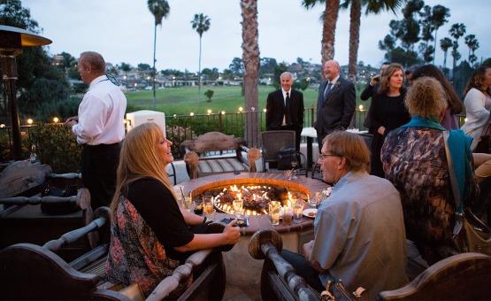 Cocktail hour - San Clemente - San Clemente, California - Orange County - Wedgewood Weddings