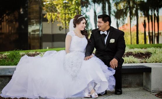 Intimate moments - Pacific View Tower Club - Oxnard, California - Ventura County - Beach Wedding - Wedgewood Weddings