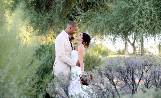 Stunning lush grounds  - Palm Valley - Goodyear, Arizona - Maricopa County - Wedgewood Weddings