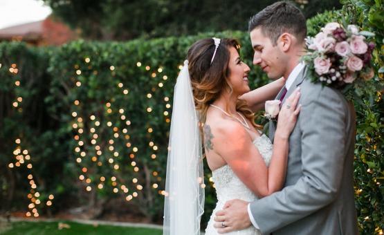Fairy tale wedding - Sierra La Verne - La Verne, California - Claremont Area - Los Angeles County - Wedgewood Weddings