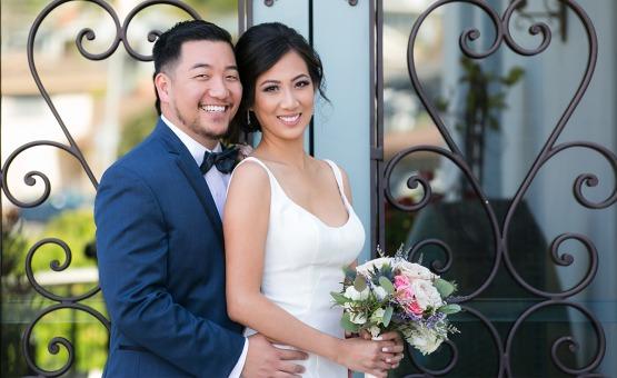 Happy Couple - San Clemente - San Clemente, California - Orange County - Wedgewood Weddings