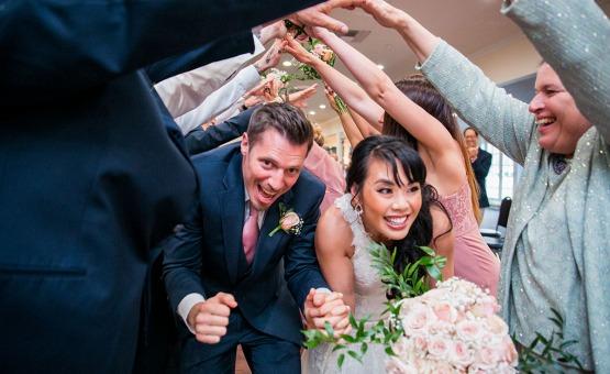 Happy Couple - San Ramon - San Ramon, California - Contra Costa County - Wedgewood Weddings