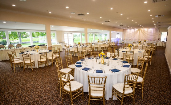Reception Set Up - San Ramon - San Ramon, California - Contra Costa County - Wedgewood Weddings