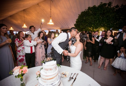 Wedding reception - Jefferson Street Mansion - Benicia, California - Solano County - Wedgewood Weddings