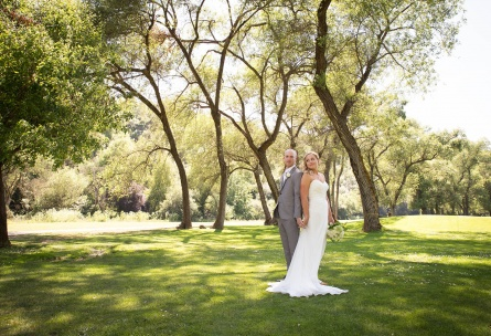 East Bay area wedding venue - Wedgewood Weddings Redwood Canyon