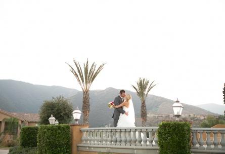 Outdoor wedding reception - The Retreat - Corona, California - Riverside County - Wedgewood Weddings