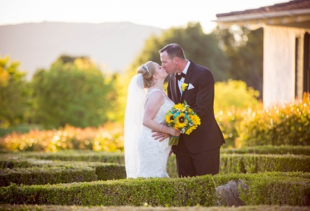 Golf course wedding venue - Wedgewood Weddings Eagle Ridge, Gilroy, CA