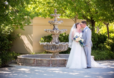 Wedding Venue with Fountain - Brentwood - Brentwood, California - Contra Costa County - Wedgewood Weddings
