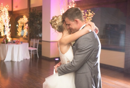 First dance - North Shore - Wadsworth, Illinois - Lake County - Wedgewood Weddings