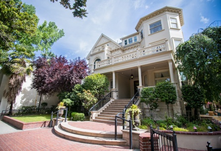 Historic mansion wedding venue - Sterling Hotel - Sacramento, California - Sacramento County - Wedgewood Weddings